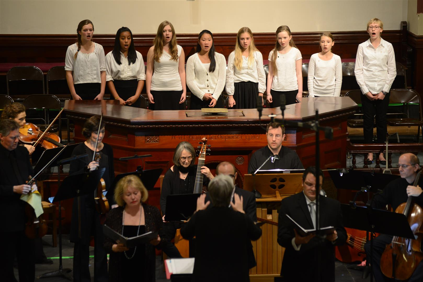 Youth Choir with Musicians