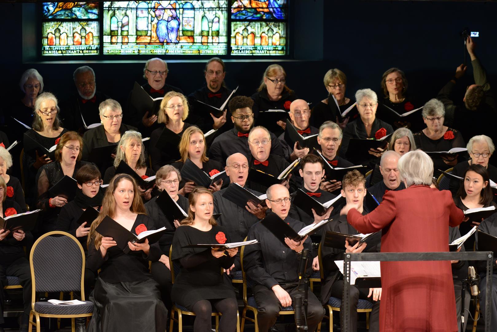 Crescendo Chorus